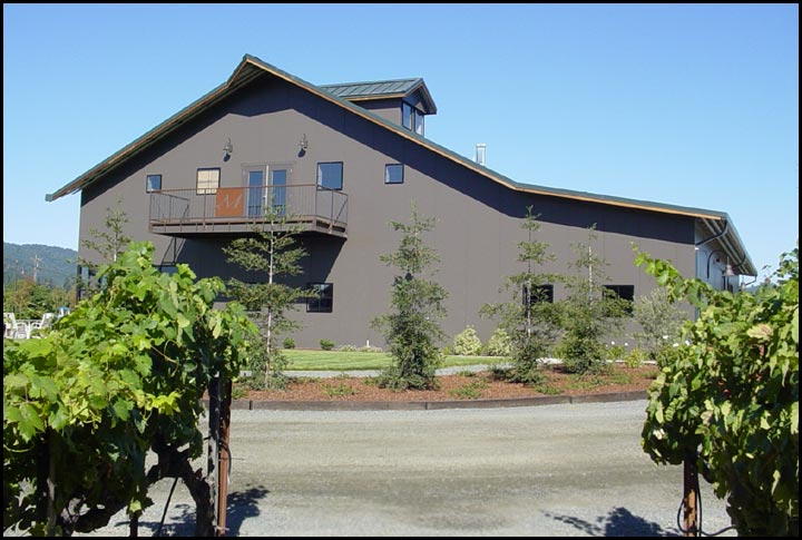winery outside view