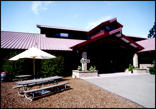 open for business winery