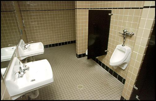 new tiled mens bathroom