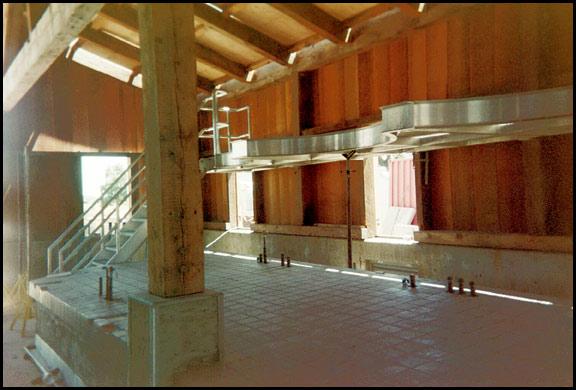 fermenting tank holders