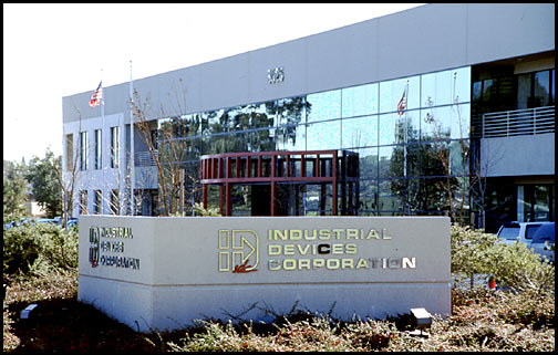 industrial devices corporation building