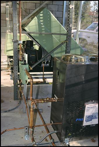 generator outside