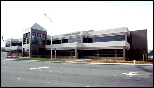 rudolph building