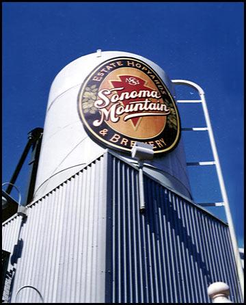 sonoma mountain brewery
