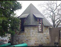 Turret of Grace Episcopal church