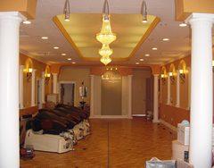 Inside Rosie's Nail Salon