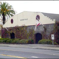 Merryvale Vineyards in St. Helena.