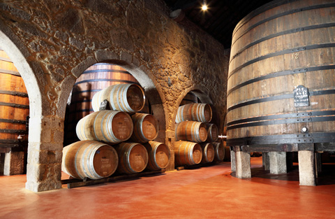 Wine Storage in Sonoma County