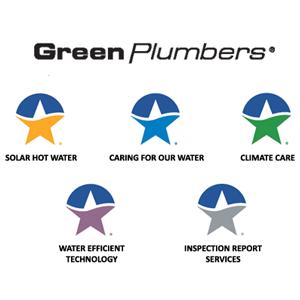 Green Plumbers Certificates earned by LeDuc & Dexter Plumbing